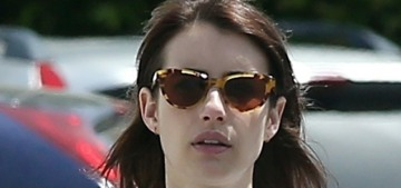 Emma Roberts & Garrett Hedlund are 'just having fun hanging out & hooking up'