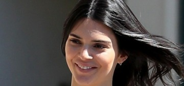Kendall Jenner: 'I try not to think of myself as an icon too much'