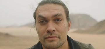 Jason Momoa shaved his beard for the first time since 2012: still hot or nah?