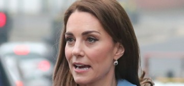 Duchess Kate's stylist attended a party with a racist theme in 2007