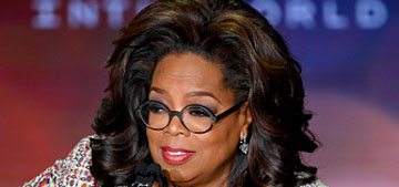 Oprah: People always tell me that I raised them with my show