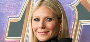 Gwyneth Paltrow in G. Label at the 'Avengers: Endgame' premiere: cute or blah?