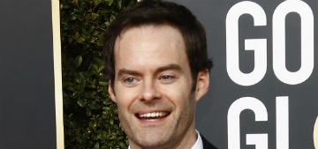 Bill Hader got advice from Jeff Bridges about dealing with anxiety on SNL