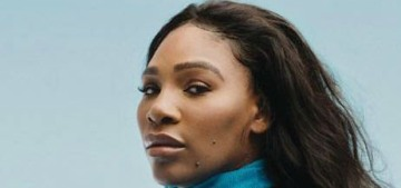 Serena Williams: 'I should be able to have any emotion that any man can have'