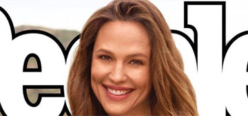 Jennifer Garner is People Magazine's most beautiful: 'I was so not one of the pretty girls'