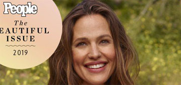 Jennifer Garner works 'very hard' not to read comments or articles about herself