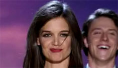 Katie Holmes' haughty lip syncing Judy Garland tribute on SYTYCD