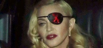 """Madonna is Making Eyepatches Great Again for her new album"" links"