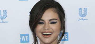 Selena Gomez: 'I don't really appreciate people judging me on my looks'
