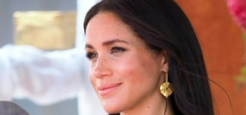 VF: The Sussexes probably won't do any international tours this year
