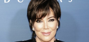 Kris Jenner: we discovered Saint West 'might be allergic to grass' at Coachella