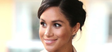 Duchess Meghan is still an American citizen, so Baby Sussex will be American too