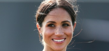 Duchess Meghan 'felt sorry' for Kate because of the 'baby presentation' thing