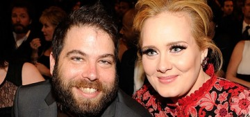 Adele is apparently telling people that she & Simon Konecki are 'already divorced'