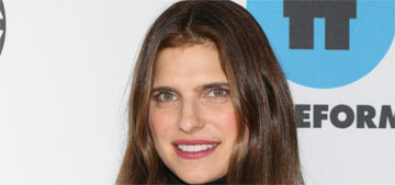 Lake Bell wanted to vape pot on Busy Tonight but the legal team said no