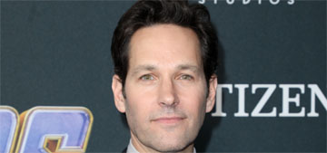 Paul Rudd found out he was allergic to MSG when he fainted in a Hong Kong bathroom