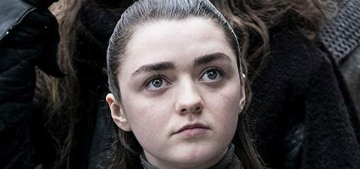 Where does Arya Stark fit into the ancient prophecies of the GoT universe?