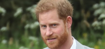 Prince Harry attended the London Marathon, we're still waiting for Baby Sussex