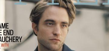 Robert Pattinson: 'Camera phones… tamed people, debauchery has been cancelled'