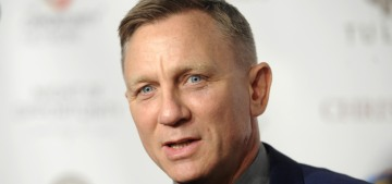 Daniel Craig on a female 007: 'I think that everybody should be considered'
