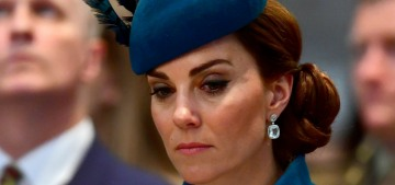 The Queen made Duchess Kate a 'Dame Grand Cross of the Royal Victoria Order'
