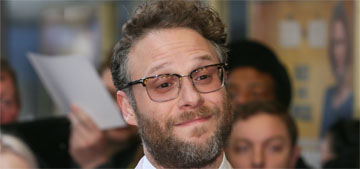 Seth Rogen: 'I smoke weed all day every day of my life'