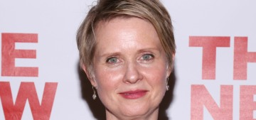 Cynthia Nixon reflects on how 'Sex & the City' was actually kind of problematic