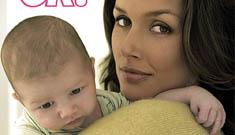 """Bridget Moynahan and baby John on the cover of OK!"" Links"