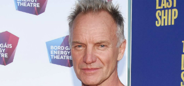 Sting: I never believed in ghosts until I lived in a haunted house