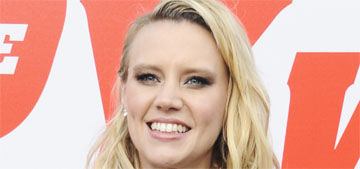 Kate McKinnon spilled an entire cup of coffee on her butt before her plane took off