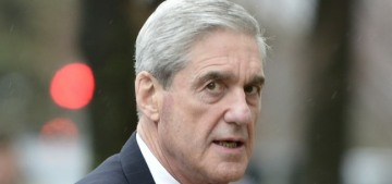 Robert Mueller is shocked a corrupt administration would behave corruptly