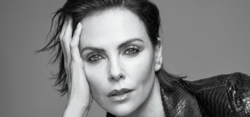 Charlize Theron: 'I'm definitely obsessive. Obsessing is good for me'