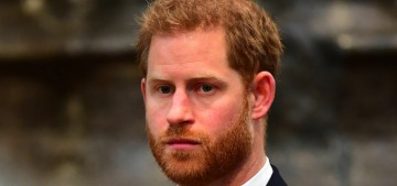 Prince Harry announces plans for a trip to the Netherlands…next week?!?