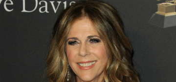 Rita Wilson says the secret to her long marriage to Tom Hanks is 'the spark'