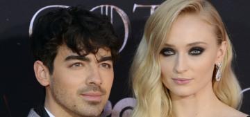 Sophie Turner & Joe Jonas had a surprise Vegas wedding after the BMAs