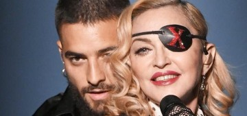 Weirdly, Madonna's 'Madame X' persona actually isn't the worst thing?