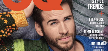 Liam Hemsworth says he and Miley have 'been fake married about a billion times'