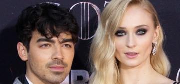 Sophie Turner & Joe Jonas' Las Vegas wedding was just a legal thing