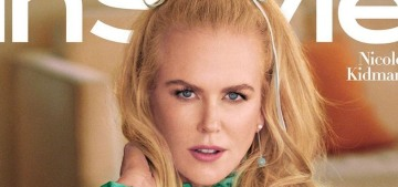 Nicole Kidman: 'I'm an introvert, so my nature is very quiet, and I prefer being home'