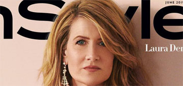Laura Dern: 'Every woman knows abuse, not just as a small statistic'