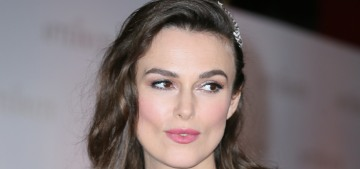 Keira Knightley wordlessly confirmed her second pregnancy with James Righton