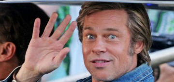 Brad Pitt will be going to Cannes, but what's up with his film 'Ad Astra'?
