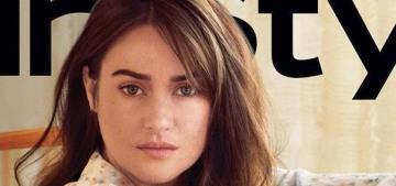 Shailene Woodley: 'I don't trust anyone. Dating's hard. I mean, I love sex'