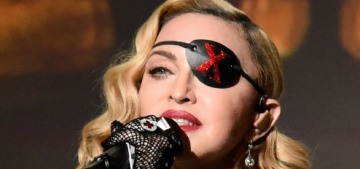 """""""Madonna's 'I Rise' is supposed to be some kind of Pride anthem"""" links"""