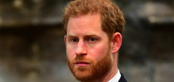Prince Harry postponed the Amsterdam part of his trip for shady reasons