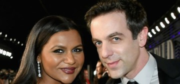 Mindy Kaling says BJ Novak is 'godfather' to her daughter Katherine, huh