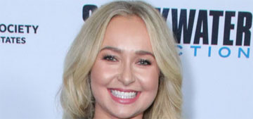 Hayden Panettiere's boyfriend arrested on felony domestic violence against her