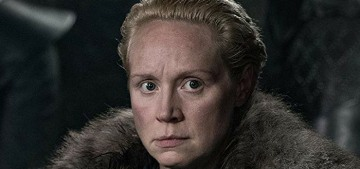 Gwendoline Christie discusses Brienne's scenes with Jaime Lannister (spoilers)