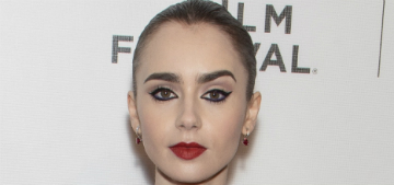 Lily Collins claims the ghosts of Ted Bundy's victims visited her