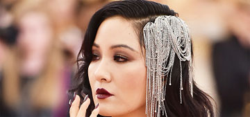 Constance Wu wore Marchesa to the Met Gala and went with Georgina Chapman